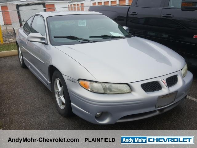 Photo 1999 Pontiac Grand Prix GT 2DR Coupe