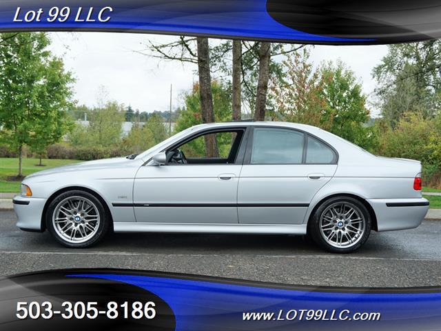 Photo 2000 BMW M5