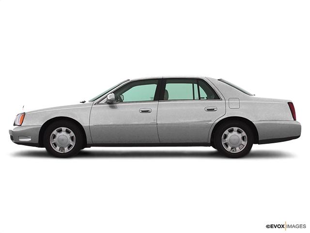 Photo 2000 Cadillac DeVille DHS