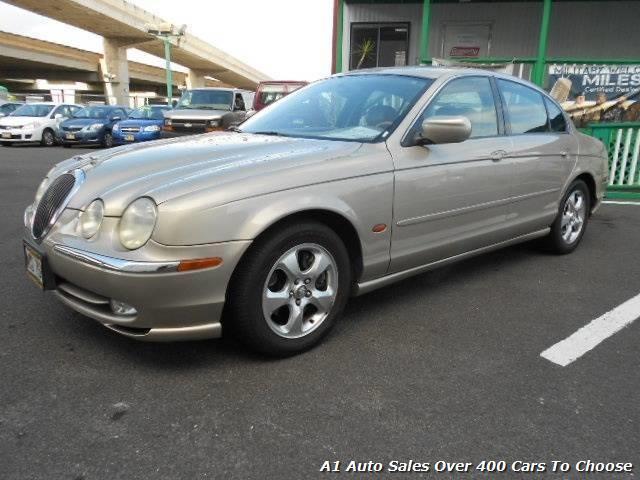 Photo 2000 Jaguar S-Type 3.0