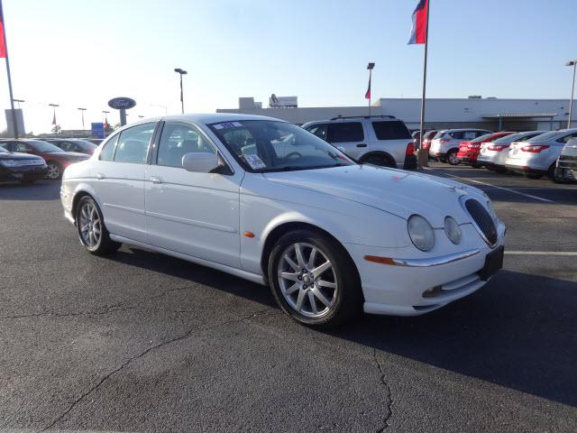 Photo 2000 Jaguar S-Type 4.0