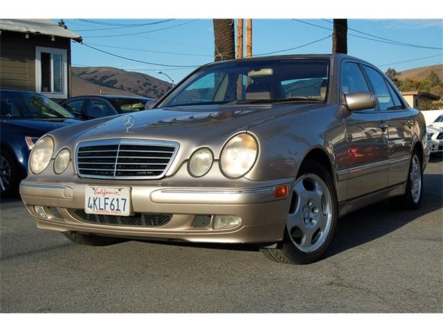 Photo 2000 Mercedes-Benz E-Class E430