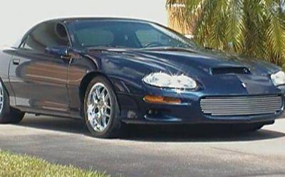 Photo 2001 Chevrolet Camaro