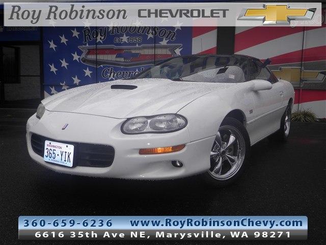 Photo 2001 Chevrolet Camaro Z28