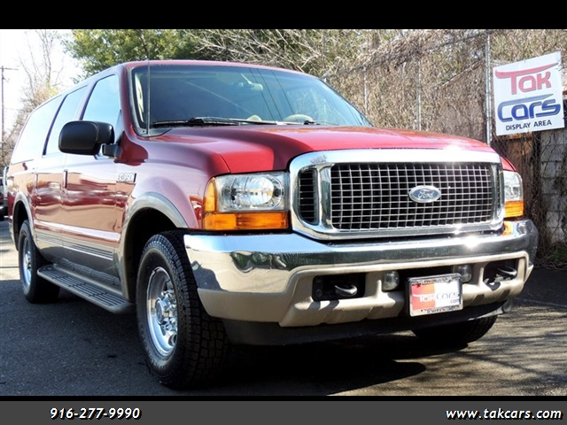 Photo 2001 Ford Excursion Limited