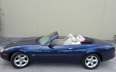 Photo 2001 Jaguar XK8 Convertible