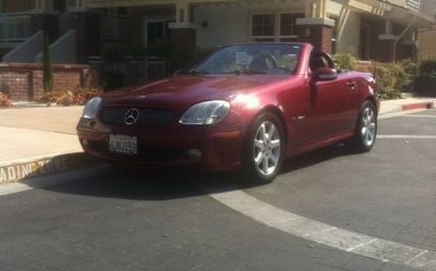 Photo 2001 Mercedes-Benz SLK