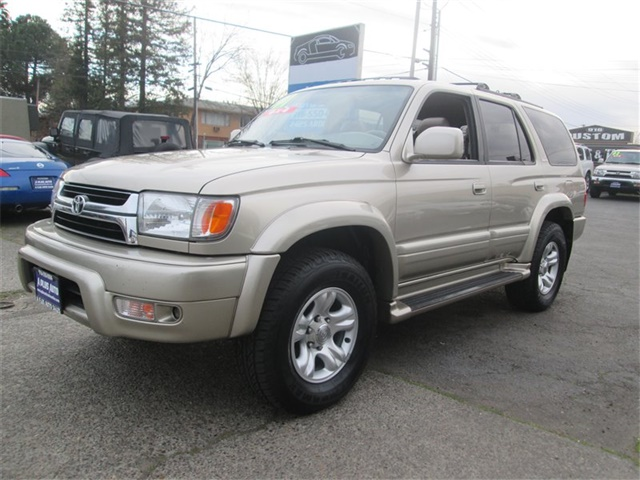 Photo 2001 Toyota 4Runner Limited