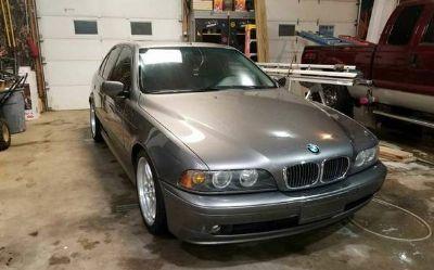 Photo 2002 BMW 540