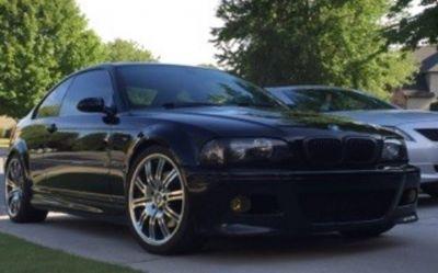 Photo 2002 BMW M3
