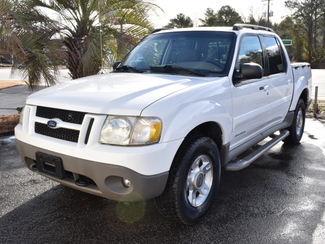 Photo 2002 Ford Explorer Sport Trac