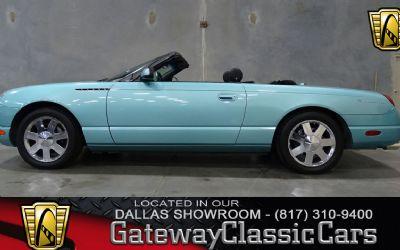 Photo 2002 Ford Thunderbird