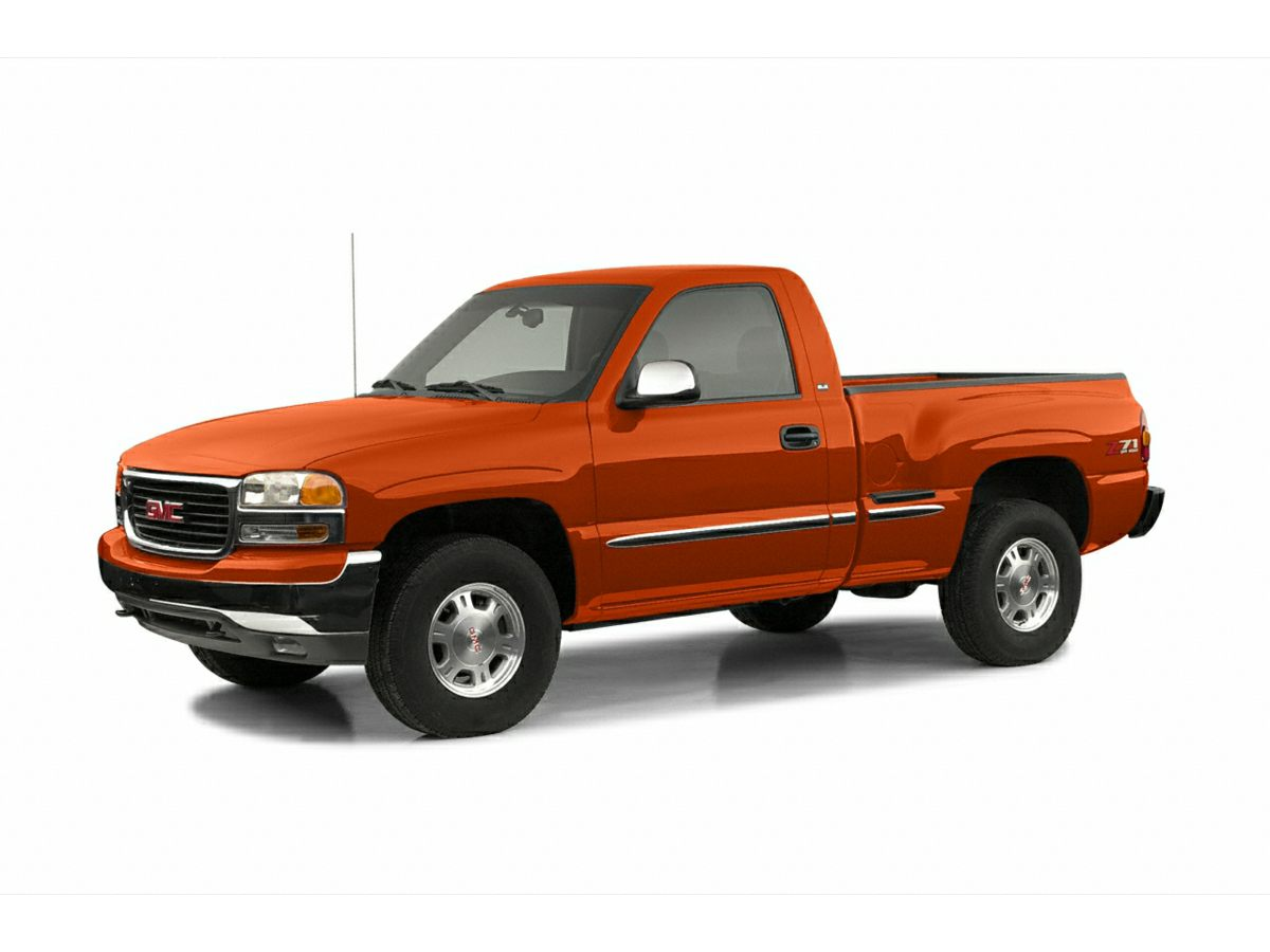 Photo 2002 GMC Sierra 1500 SL