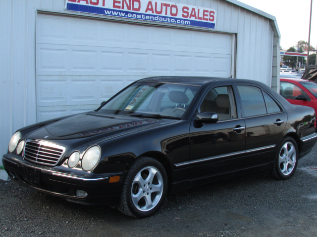 Photo 2002 Mercedes-Benz E-Class E320