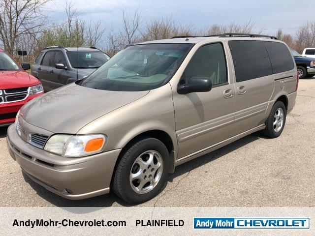 Photo 2002 Oldsmobile Silhouette GLS 4DR Extended Mini-Van