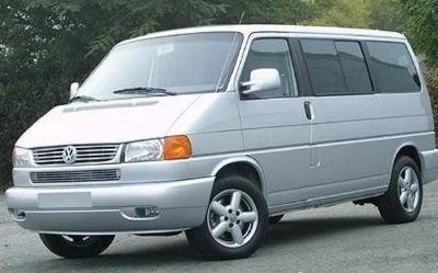 Photo 2002 Volkswagen Eurovan