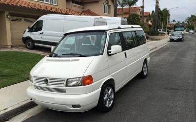 Photo 2002 Volkswagen Eurovan Weekender