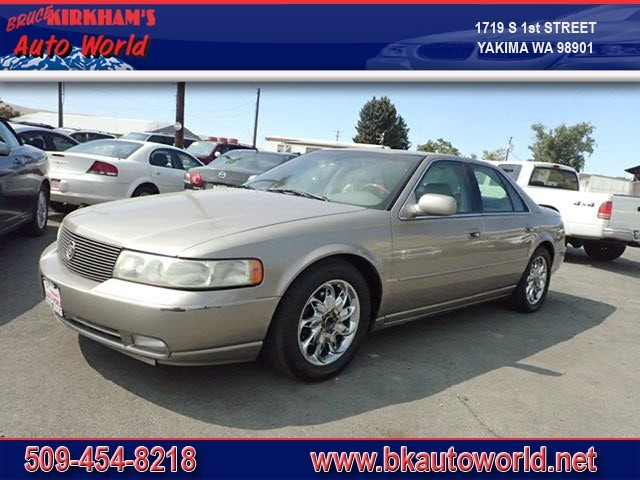 Photo 2003 Cadillac Seville STS