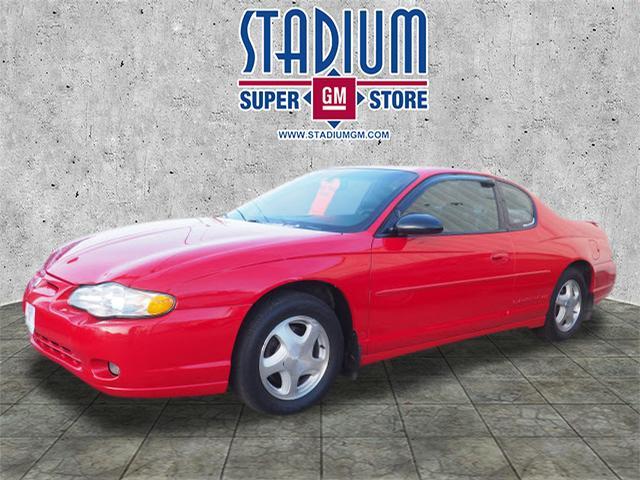Photo 2003 Chevrolet Monte Carlo SS