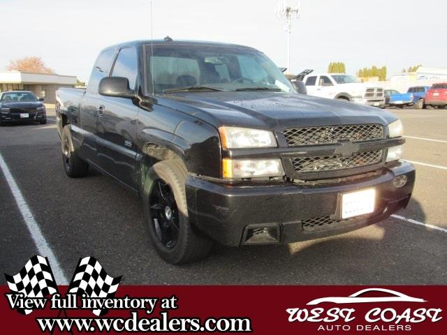 Photo 2003 Chevrolet Silverado 1500 SS AWD 4DR Extended Cab SB