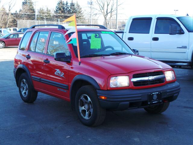Photo 2003 Chevrolet Tracker ZR2