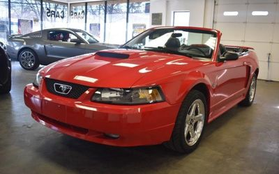 Photo 2003 Ford Mustang 2DR Convertible GT Premium