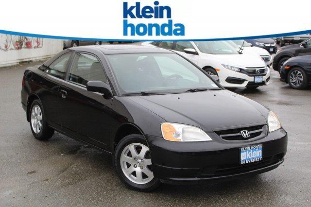 Photo 2003 Honda Civic EX 2DR Coupe