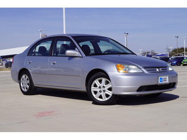 Photo 2003 Honda Civic EX