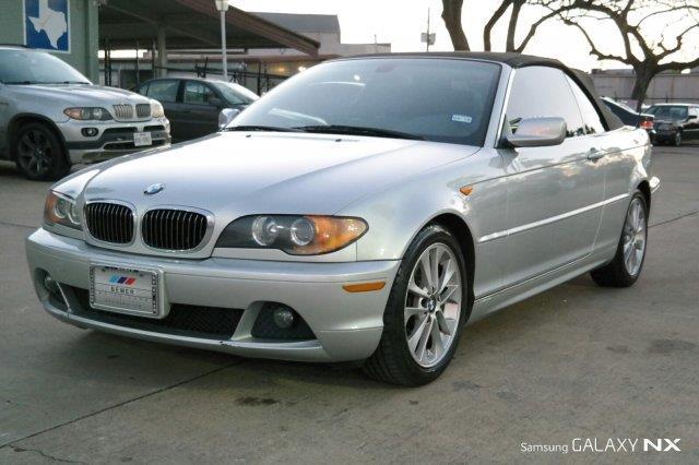 Photo 2004 BMW 3 Series 330CI 2DR Convertible