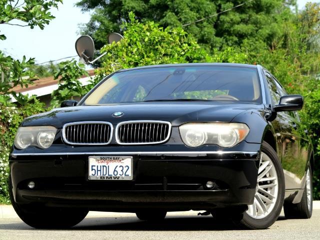 Photo 2004 BMW 7-Series 745Li