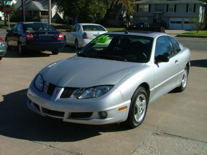 Photo 2004 Pontiac Sunfire SE