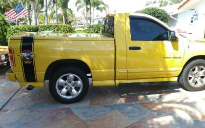 Photo 2005 Dodge Ram Pickup 1500 Rumble BEE Limited Edition For Sale