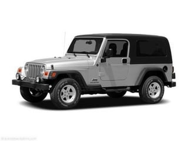 Photo 2005 Jeep Wrangler Unlimited Rubicon 4WD 2DR SUV