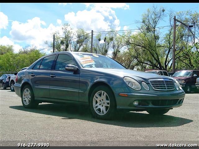 Photo 2005 Mercedes-Benz E-Class E320