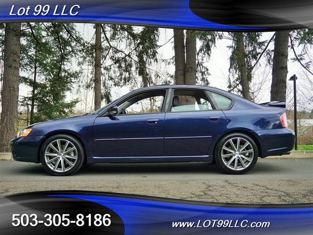 Photo 2005 Subaru Legacy 2.5 GT Limited