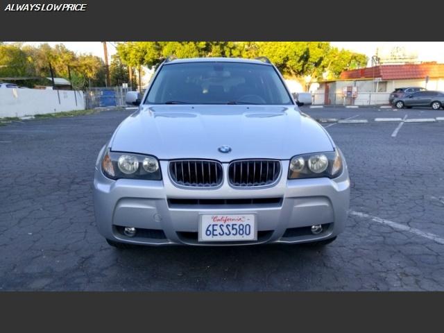 Photo 2006 BMW X3 3.0i