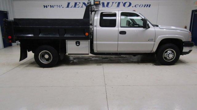 Photo 2006 Chevrolet Silverado 3500 4x4 Extended Cab LS 6.6L-DUMP