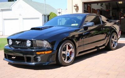 Photo 2006 Ford Mustang Roush Stage 3