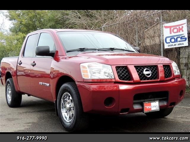 Photo 2006 Nissan Titan XE