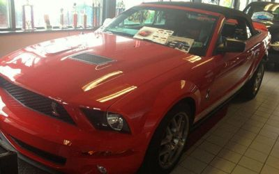 Photo 2007 Ford Shelby GT350 GT 500