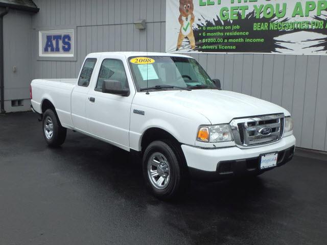 Photo 2008 Ford Ranger XL