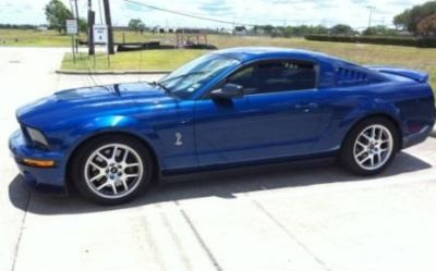 Photo 2008 Ford Shelby GT 500