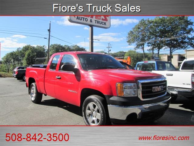Photo 2008 GMC Sierra 1500 Work Truck