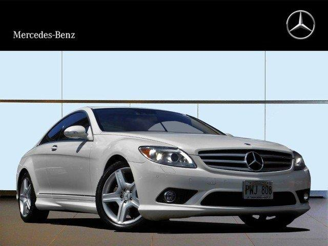 Photo 2009 Mercedes-Benz CL-Class AWD CL 550 4MATIC 2DR Coupe