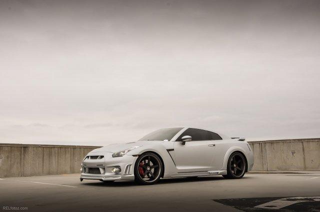 Photo 2009 Nissan GT-R Premium
