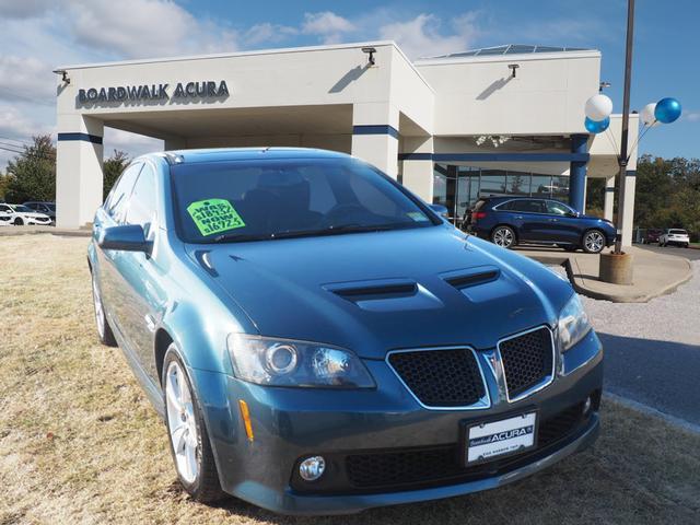 Photo 2009 Pontiac G8 GT