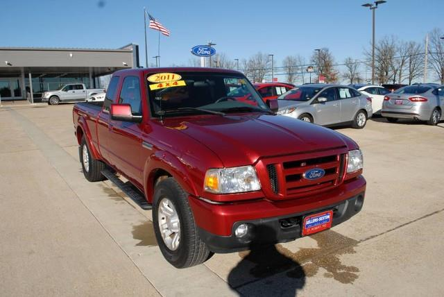 Photo 2011 Ford Ranger 4X4 Sport 4DR Supercab