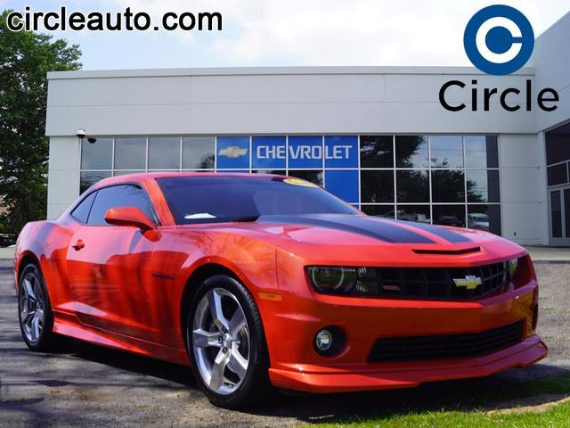 Photo 2012 Chevrolet Camaro SS 2DR Coupe W2SS