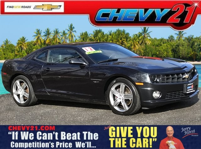 Photo 2012 Chevrolet Camaro SS