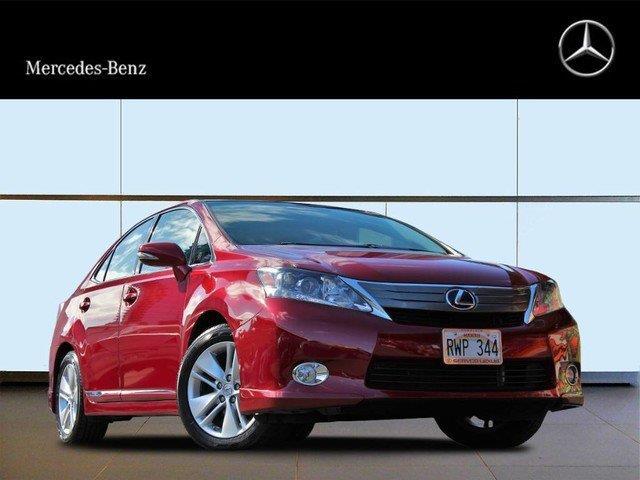 Photo 2012 Lexus HS 250H Premium 4DR Sedan